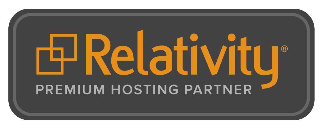 Relativity Premium Hosting partner